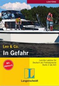 Leo und Co. In Gefahr  Buch + CD, A2