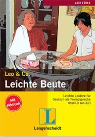 Leo und Co. Leichte Beute  Buch + CD,A2-B1