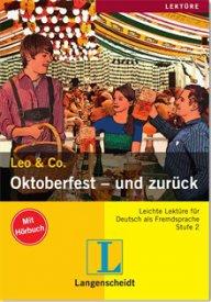 Leo und Co. Oktoberfest – und zurück  Buch + CD, A2
