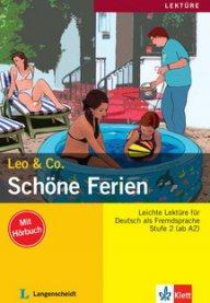Leo und Co. Schöne Ferien   Buch + CD,A2