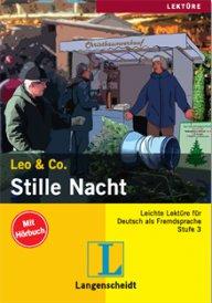Leo und Co. Stille Nacht  Buch + CD, A2- B1