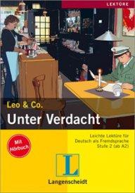 Leo und Co. Unter Verdacht!  Buch + CD, A2