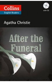 """AFTER THE FUNERAL. """"Collins English Readers"""" + CD"""