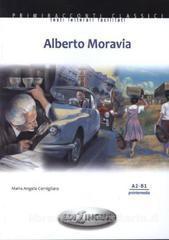 Alberto Moravia - Адаптирана книжка на италиански език за ниво А2-В1
