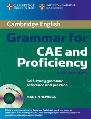 Cambridge Grammar for CAE and Proficiency with Answers and Audio CD s (2) - Английска граматика за сертификатите CAE и Proficiency