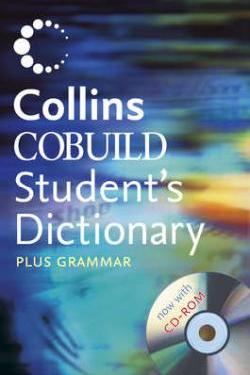 Collins Cobuild Student's Dictionary plus Grammar with CD-ROM - Английски тълковен речник с граматика и CD