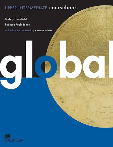 Global - Upper-Intermediate Coursebook - Учебен комплект по английски език