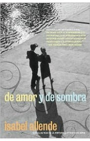 DE AMOR Y DE SOMBRA - Книга на испански език, Исабел Алиенде,