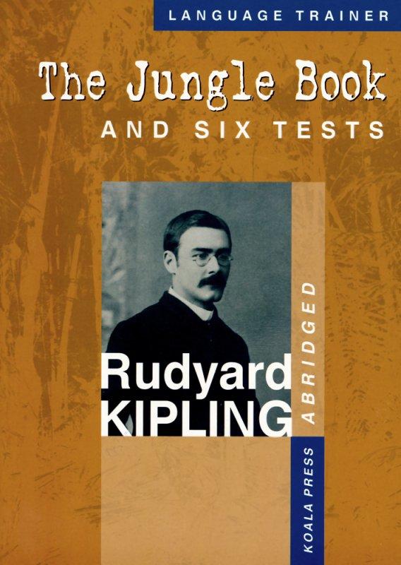 Ръдиърд Киплинг - Книга на джунглата + 6 теста + отговори - The Jungle Book and six tests