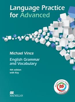 Language Practice for Advanced (CAE) (4th Edition) Student\'s Book with Key & Macmillan Practice Online - Английска граматика и лексика за напреднали с упражнения с отговори и онлайн практика