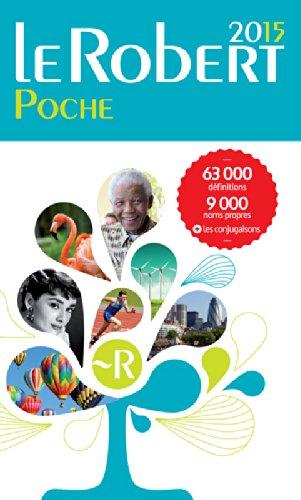 Le Robert de poche édition 2015 - Френски тълковен речник