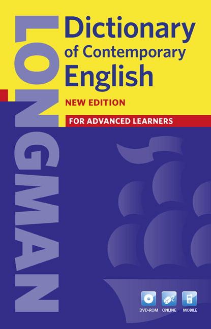 Longman Dictionary of Contemporary English with DVD-ROM - Тълковен речник на съвременния английски език с DVD