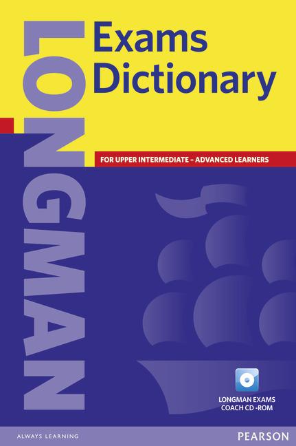 Longman Exams Dictionary and CD ROM - Изпитен английски речник със CD