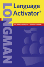 Longman Language Activator - Английски речник