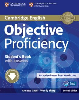 Objective Proficiency Second edition - Student's Book with answers - Учебник по английски език за Proficiency