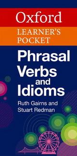 Oxford Learner\'s Pocket Phrasal Verbs and IdiomsBritish English - Английски джобен речник на фразовите глаголи и идиомите