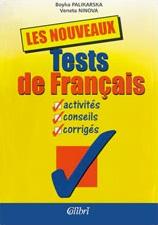 LES NOUVEAUX TESTS DE FRANCAIS