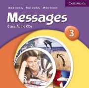 Messages Level 3 Class Audio CDs - Аудио дискове към учебника по английски език 5-8 клас