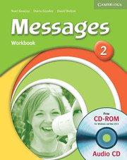 Messages Level 2 Workbook+CD - Учебнa тетрадка с аудио диск към учебника по английски език за 5-8 клас