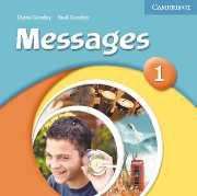 Messages Level 1 Class Audio CDs- Аудио дискове към учебника по английски език за 5-8 клас