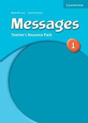 Messages Level 1 Teacher\'s Resource Pack - Учебник за учителя по английски език с допълнителни материали