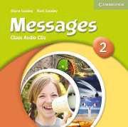 Messages Level 2 Class Audio CDs- Аудио дискове към учебника по английски език