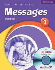 Messages Level 3 Workbook with Audio CD - Учебнa тетрадка с аудио диск по английски език за 5-8 клас