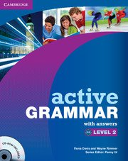 Active Grammar B1-B2 Book with ans. and CD-ROM