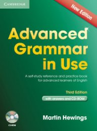 Advanced Grammar in Use with answers and CD-ROM Third Edition