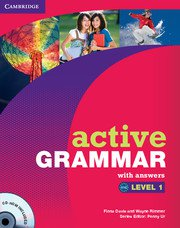 Active Grammar A1-A2 Book with ans. and CD-ROM