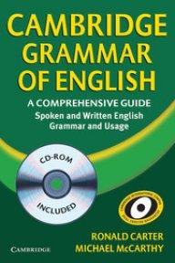 Cambridge Grammar of English + CD-ROM