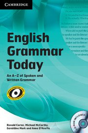 English Grammar Today Book with CD-ROM