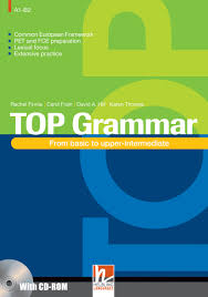 TOP Grammar A1-B2 with CD-ROM + Answer Keys