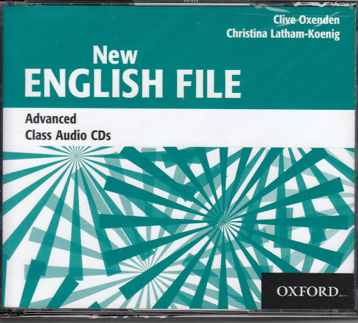 NEW ENGLISH FILE ADVANCED CLASS AUDIO CDs (3) (C1)<br>АУДИО АНГЛИЙСКИ ЕЗИК
