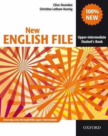 NEW ENGLISH FILE UPPER-INTERMEDIATE STUDENT\'S BOOK (B2)<br>УЧЕБНИК ПО АНГЛИЙСКИ ЕЗИК