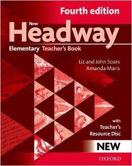 NEW HEADWAY: ELEMENTARY FOURTH EDITION: Teacher\'s Book + Teacher\'s Resource Disc/УЧИТЕЛСКИ УЧЕБНИК АНГЛИЙСКИ ЕЗИК