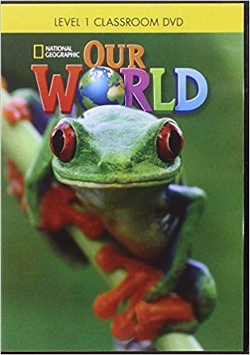 Our World 1 Classroom DVD
