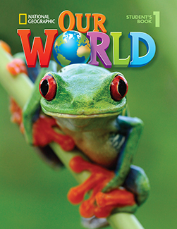 Our World 1 with Student's CD-ROM