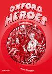 Oxford Heroes 2 Workbook. Учебна тетрадка по английски език.