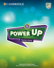 Power Up Level 1 Teacher's Book