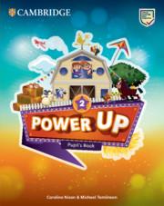 Power Up Level 2 Pupil's Book.Учебник по английски език 1-4 клас.