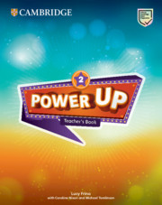 Power Up Level 2 Teacher's Book