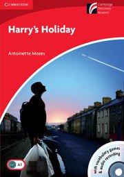 Cambridge Experience Readers:Harry\'s Holiday Book + CD-ROM/Audio CD.Ниво Beginner/Elementary