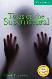 Tales of the Supernatural,Lower Intermediate
