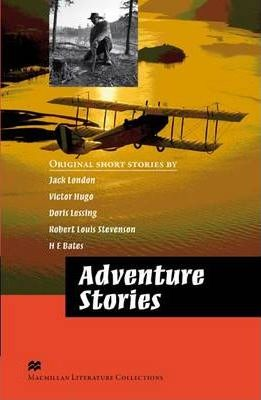 Macmillan Readers Literature Collections Adventure Stories Advanced