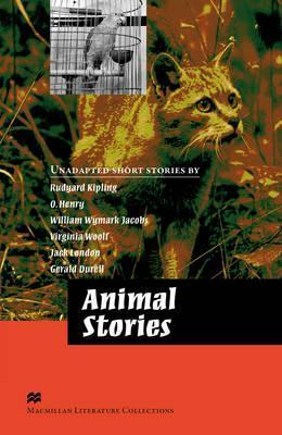 Macmillan Readers Literature Collections Animal Stories Advanced