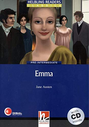 Emma + Audio CD. Level A2-B1