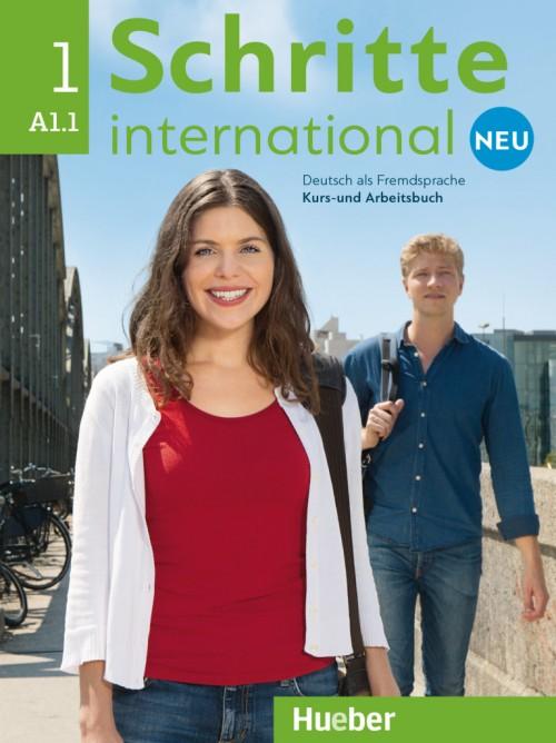 Schritte international Neu 1 A1.1Kursbuch + Arbeitsbuch + CD zum Arbeitsbuch