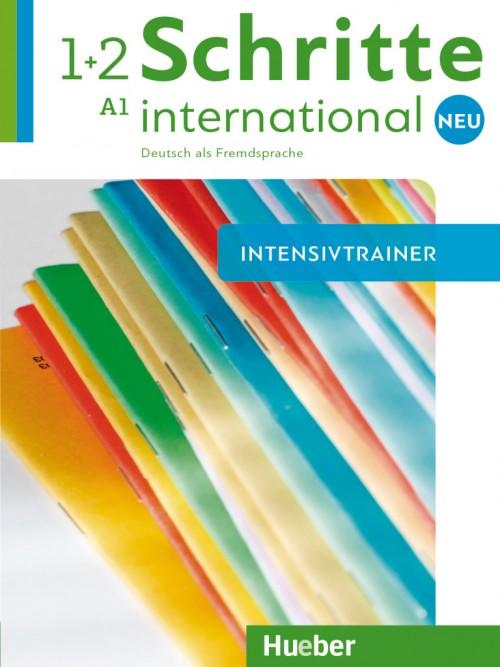 Schritte international Neu 1+2 Intensivtrainer mit Audio-CD