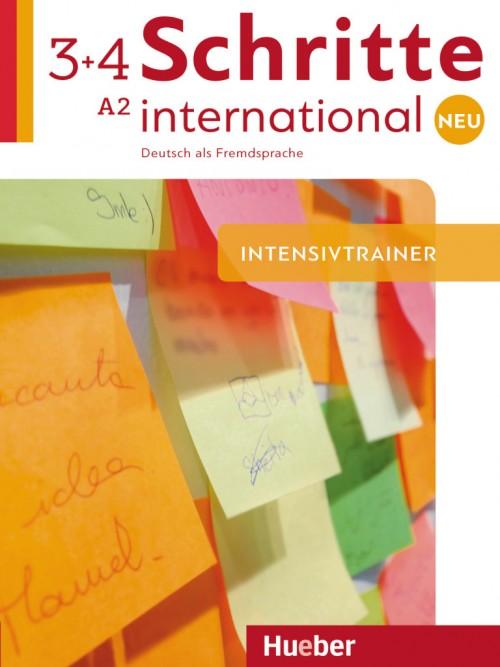 Schritte international Neu 3+4 Intensivtrainer mit Audio-CD